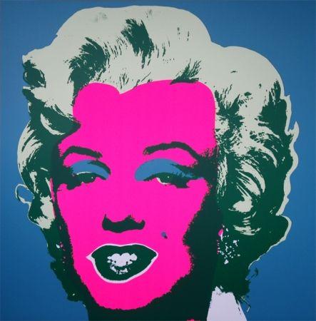 Serigrafia Warhol (After) - Marilyn 11.30