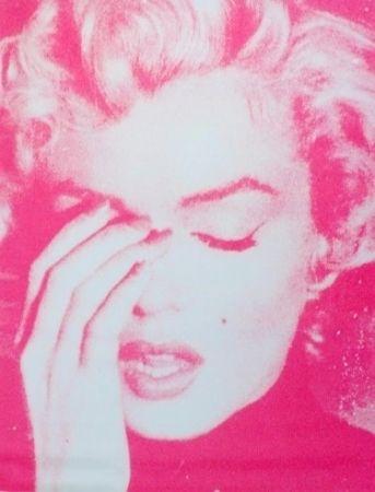 Serigrafia Young - Marilyn Crying