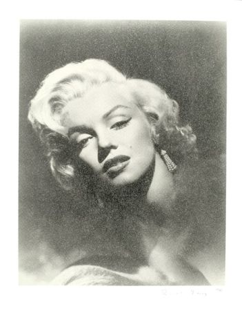 Serigrafia Young - Marilyn Glamour