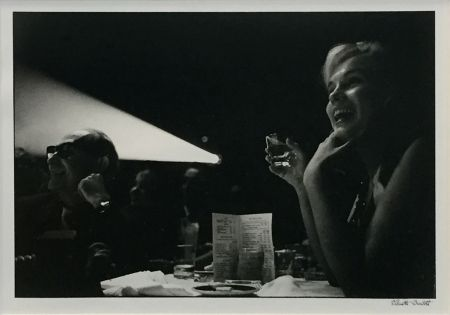 Fotografie Erwitt - MARILYN MONROE DURING THE FILMING OF