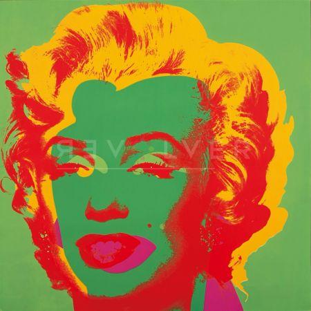 Serigrafia Warhol - Marilyn Monroe (Fs Ii.25)