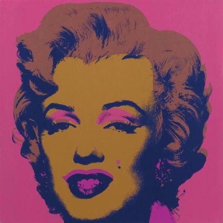 Serigrafia Warhol - Marilyn Monroe (FS II.27)