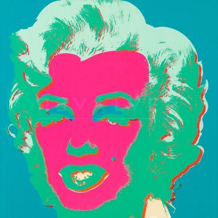 Serigrafia Warhol - Marilyn Monroe (Fs Ii.30)