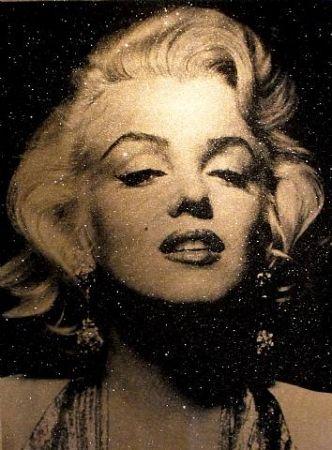 Serigrafia Young - Marilyn portrait