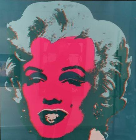 Serigrafia Warhol - Marilyn