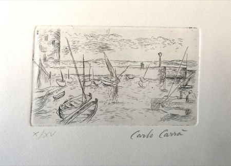 Acquaforte Carra - Marina a Camogli