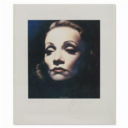 Offset Helnwein - Marlene Dietrich