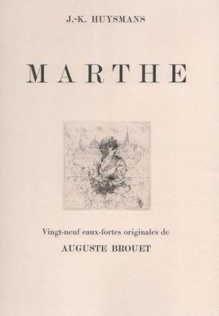 Acquaforte Brouet - Marthe