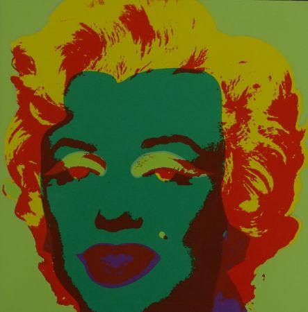 Serigrafia Warhol - Marylin monroe