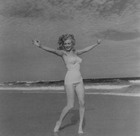 Fotografie De Dienes  - Marylin Monroe (1949)
