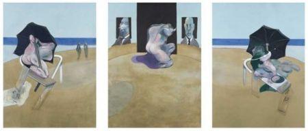 Incisione Bacon - Metropolitan Triptych (3)