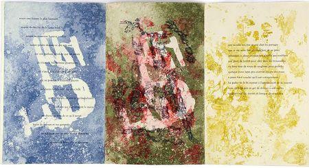 Libro Illustrato Bryen - Michel Butor. QUERELLE DES ÉTATS (EO. 1973)