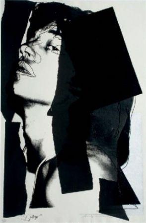 Serigrafia Warhol - Mick Jagger II.144