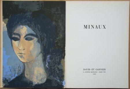 Libro Illustrato Minaux - Minaux