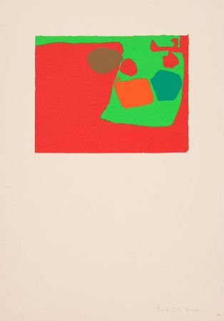 Serigrafia Heron - Mini February V: 1974