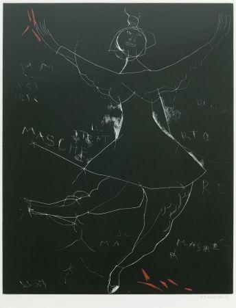 Marino marini grafiche originali litografie e incisioni for Minimal art artisti