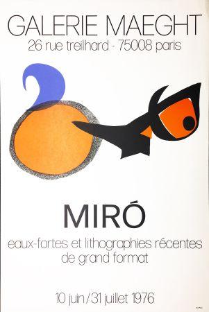 Manifesti Miró -