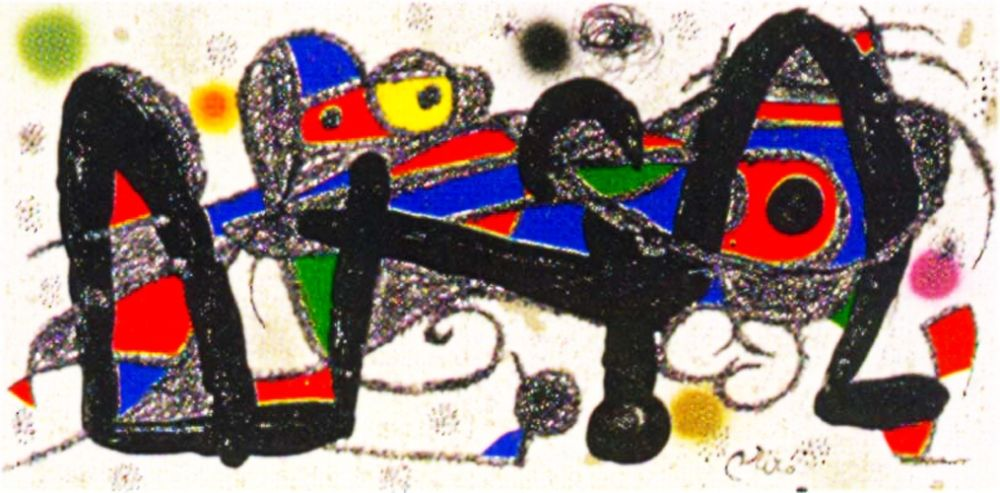 Non Tecnico Miró - Miro Sculptor - Portugal