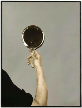 Serigrafia Pistoletto - Mirror