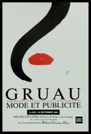 Offset Gruau - MODE ET PUBLICITE PALAIS GALLIERA