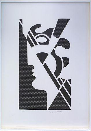 Non Tecnico Lichtenstein - Modern Head #5