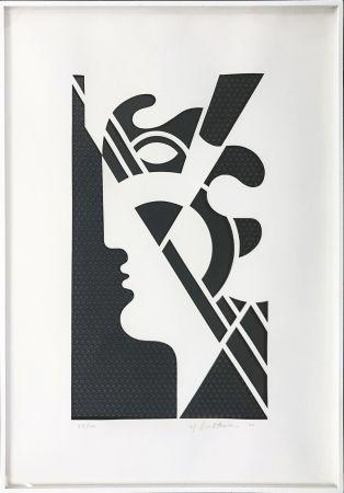 Multiplo Lichtenstein - MODERN HEAD #5