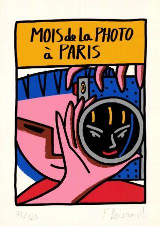 Serigrafia Boisrond - Mois de la photo à Paris