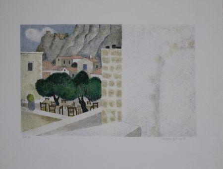 Litografia Breiter - Monemvasia