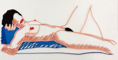 Multiplo Wesselmann - Monica lying on her back