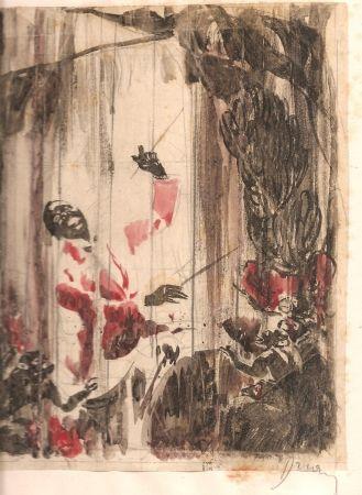 Libro Illustrato Drian - Monsieur de Bougrelon