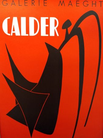 Manifesti Calder - Mourlot