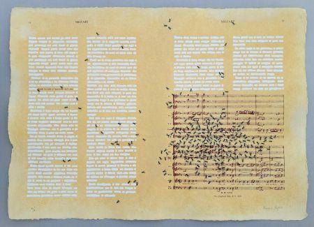 Serigrafia Isgro - Mozart