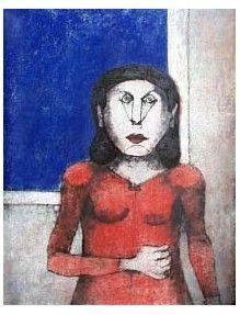 Serigrafia Tamayo - Mujer Enojada