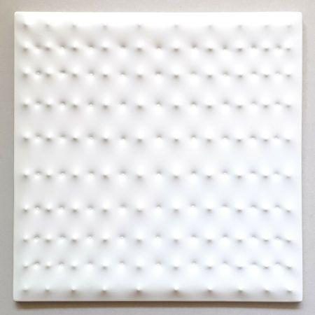 Multiplo Castellani - Multiplo in PVC bianco