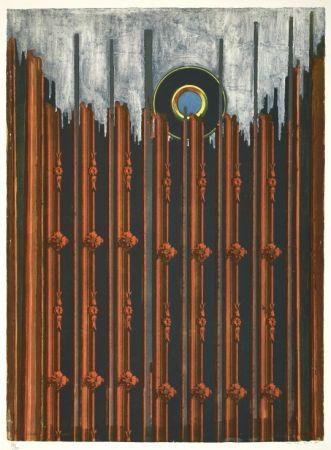 Serigrafia Ernst - Mur et Soleil