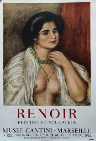 Manifesti Renoir - Musée Cantini - Marseille