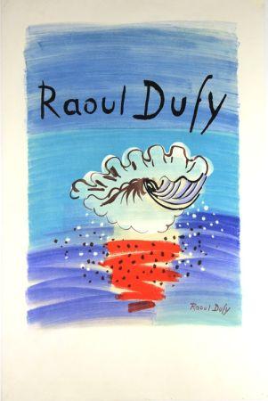 Litografia Dufy - Musée des Beaux Arts de Nancy  Avant la Lettre