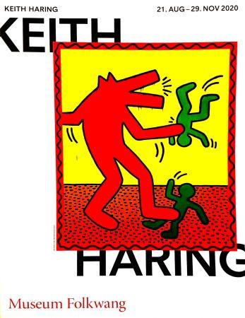 Manifesti Haring -  Musée Folkwang de ESSEN