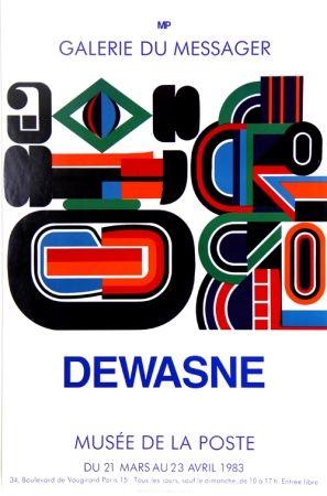 Offset Dewasne - Musee de la Poste Galerie du Messager