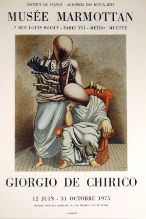 Litografia De Chirico - Musee Marmotan