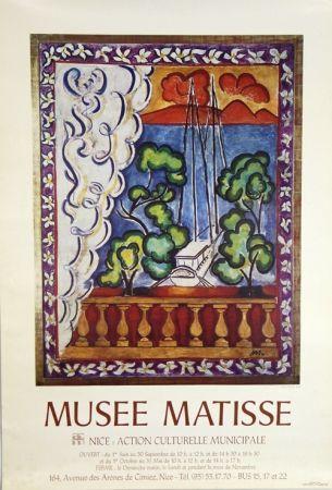 Offset Matisse - Musee Matisse Nice