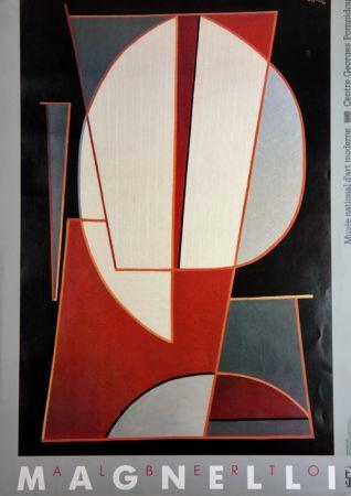 Offset Magnelli - Musee National D'Art Moderne