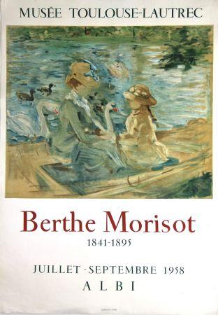 Litografia Morisot - Musee Toulouse Lautrec Albi