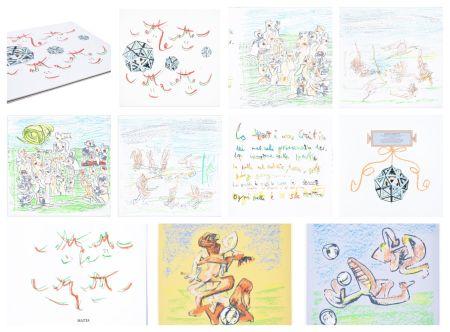 Litografia Matta - Music Foot (portfolio)