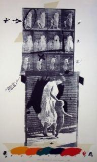 Litografia Velickovic - Muy bridge