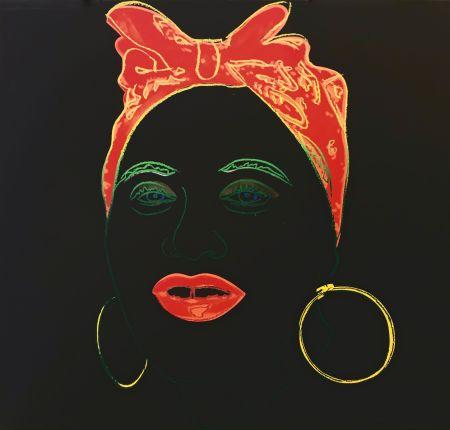 Serigrafia Warhol - MYTHS: MAMMY FS II.262