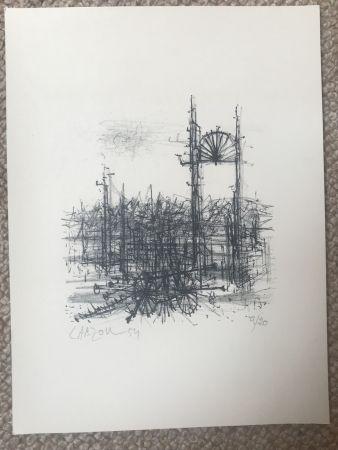 Litografia Carzou - N/A
