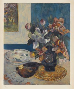 Non Tecnico Gauguin - Nature morte
