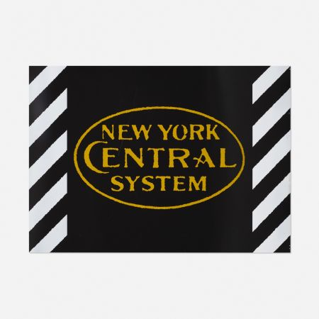 Serigrafia Cottingham - New York Central System