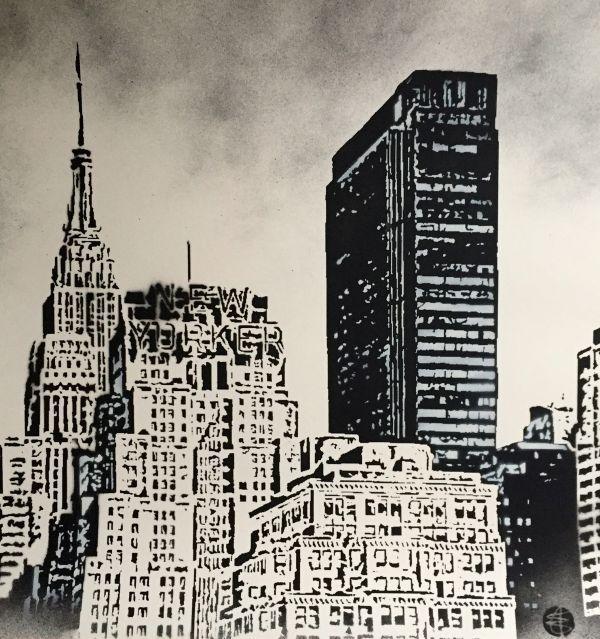 Multiplo Walker - New Yorker